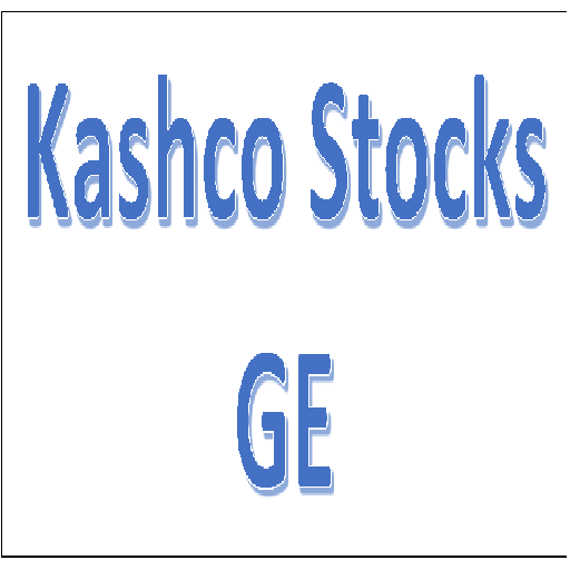 Kashco Stocks Ge