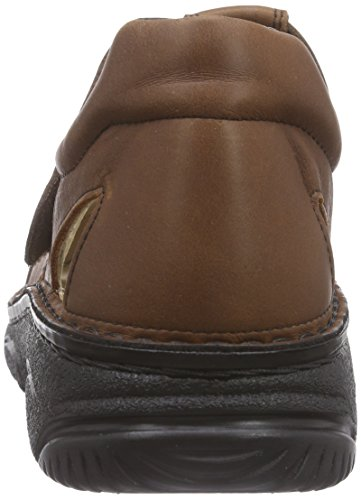 Brown Preston Closed Kastanie Braun Sandals Finn Comfort Men's q5H7gwnX6