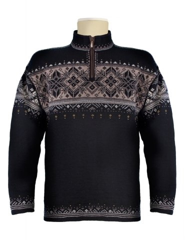 Dale Norway Black Sweater - 7