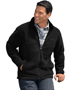 Big & Tall Steens Mountain Fleece Jacket (6XL, Black)