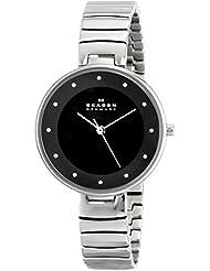 Skagen Womens SKW2225 Gitte Stainless Steel Link Watch