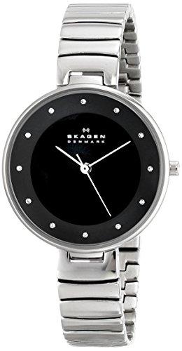 Skagen Women's SKW2225 Gitte Stainless Steel Link Watch (Bracelet Link Skagen)