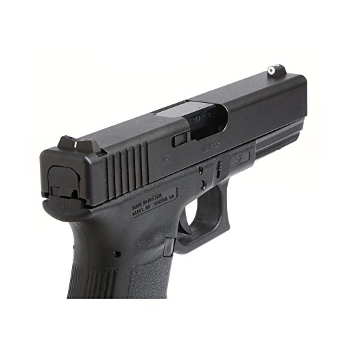 XS Sight Systems GL-0001S-3 Big Dot Trituim Express Front Sight with Glock Small (Xs Sight Systems)