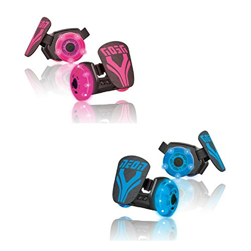 YVOLUTION Neon Street Roller BLUE AND PINK COMBO PACK by YVOLUTION