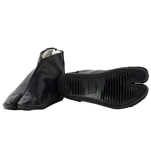 trazita nbsp;– noir nbsp;Japanese ikitabi uba Boots Black by Rwqgn1H85