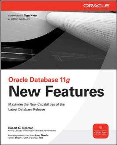 Oracle Database 11g New Features (Oracle Press) by McGraw-Hill Education
