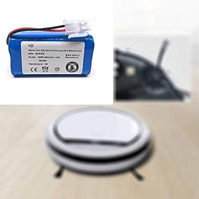 shuangfanbaihuo Batería de Repuesto para aspiradora Robot para ...