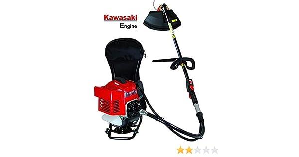 Kawasaki - 4456010 tj-53e / z desbrozadora, zainato: Amazon.es ...