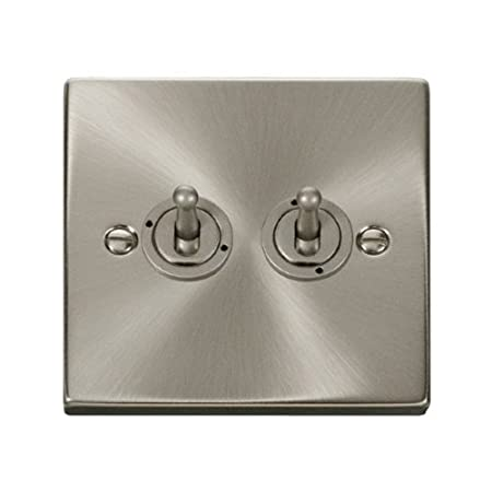click deco victorian vp422 2 gang 2 way 10ax double toggle switchclick deco victorian vp422 2 gang 2 way 10ax double toggle switch amazon co uk kitchen \u0026 home