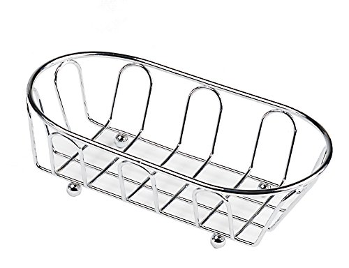 Clipper Mill by GET 4-22454 9 x 5.25 Chrome Basket Qty,1