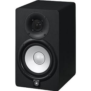 Yamaha HS5 45 Watt Powered Studio Monitor(Black)