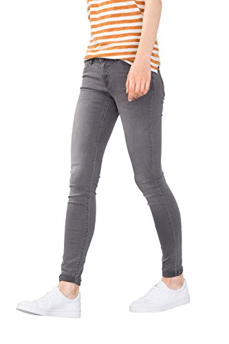 921 Wash by Dark Esprit Gris Grey mit Mujer Jeans Stretch edc PAwqBw