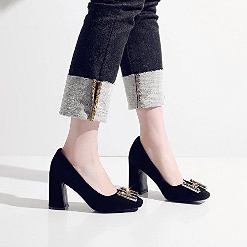 Scarpe da Casual da con Donna 34 Alto UN Tacco Donna DHG dHpnd