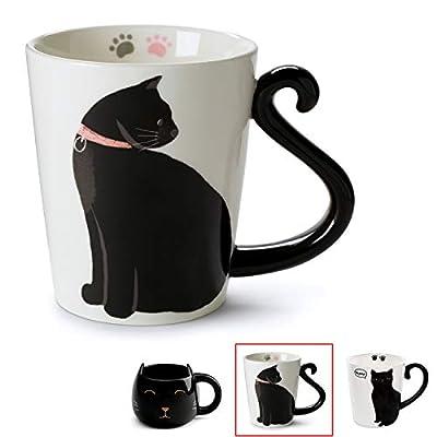 Novelty Cat Mugs