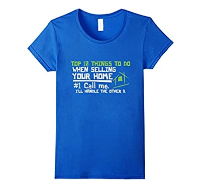 Funny Realtor Cool Gift Tee Shirt