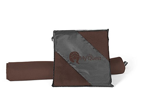 MyQuest Microfiber Towel Case Antimicrobial product image