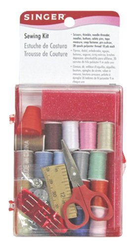 Singer Sewing Kit in Storage Box