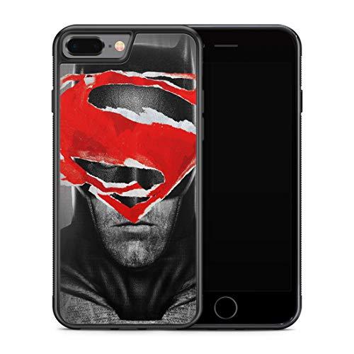Inspired by Batman Superman iPhone X Case iPhone XR Case iPhone 7 plus 8 plus iPhone Xs Max Case iPhone Xs Case Comics Super hero M75 ()