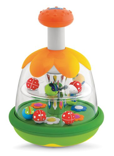 Butterfly Spinner Toy; no. - Chicco Butterfly Spinner