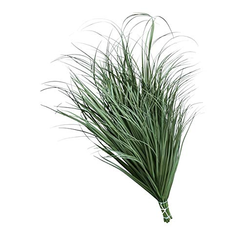 人工観葉植物 ペニセタムブッシュ(4個セット) ba850 グラス (代引き不可) インテリアグリーン 造花 BUSH B07T231GJZ