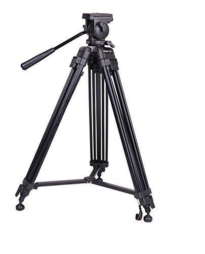SOMITA Professional Video Tripod ST-650, 65mm Bowl, 62 inch