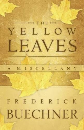 The Yellow Leaves: A Miscellany ebook