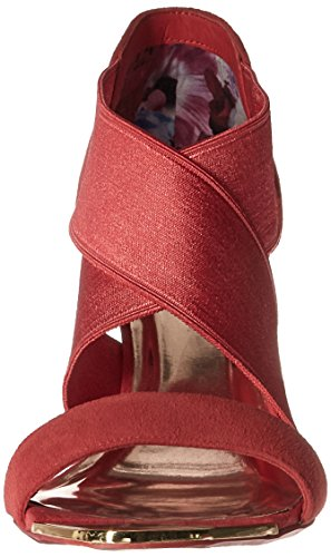 Ted Women's Formal Sued Red AF Baker Leniya Shoe HHBFxq8