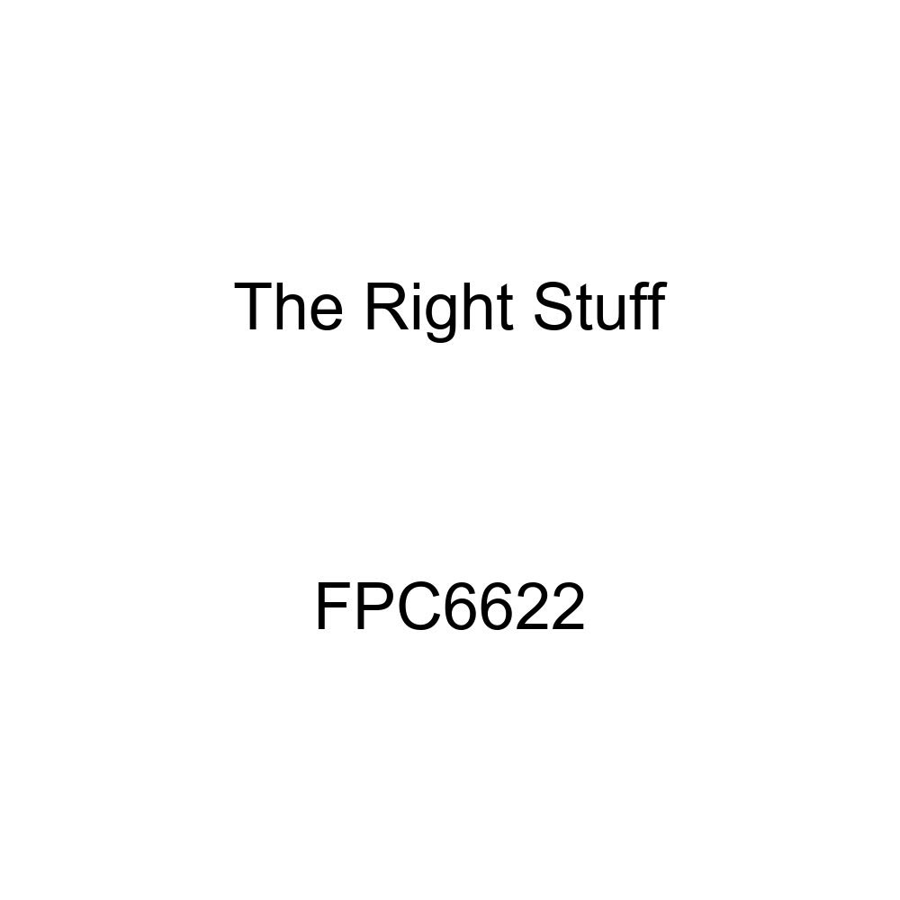 3 Piece The Right Stuff FPC6622 Fuel Pump to Carburetor Line Aluminum Lines, Lines Only