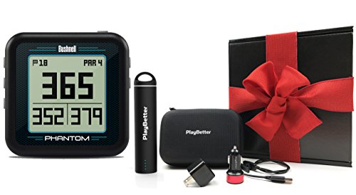 Bushnell Phantom  Gift Box Bundle | with PlayBetter Portable