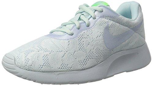 Nike Donne Tanjun Ita Sneaker Ghiacciaio Blu Verde Blu