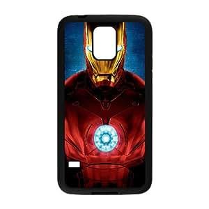 Iron Man Movie Samsung Galaxy S5 Cell Phone Case Black gift pp001_9453645