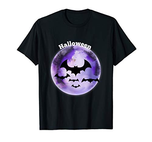 T-shirt horror and Halloween day