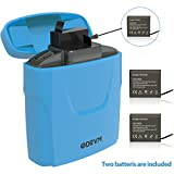 ODRVM Action Camera Accesooris Kit (Action Camera Battery Power Bank)