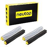 Neutop Tangle Free Debris Extractor Replacement for iRobot Roomba 880 980 870 860 960 800 900 805 Robotic Vacuum Cleaner, 2 sets