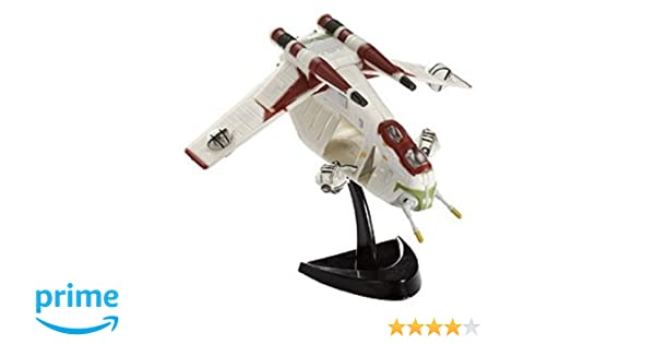 Revell easykit Pocket 06729 Republic Gunship - Maqueta de Nave Espacial de Star Wars