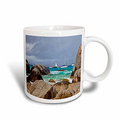 3dRose mug_188566_1 The Baths on Virgin Gorda in the British Virgin Islands - Ceramic Mug, 11-ounce