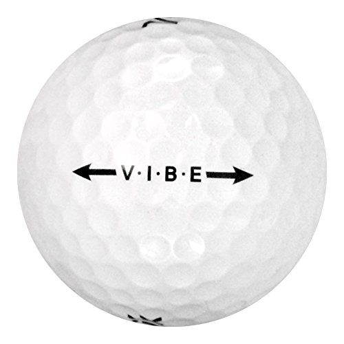84 Volvik Vibe - Near Mint (AAAA) Grade - Recycled (Used) Golf Balls by Volvik
