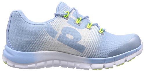 Reebok ZPump Fusion Damen Laufschuhe Blue