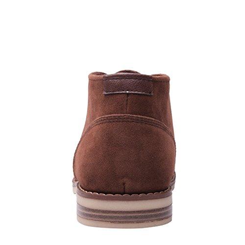 Chukka Globalwin Win Global Dk Mens brown Classic 1628 Boots XqxX5wdn