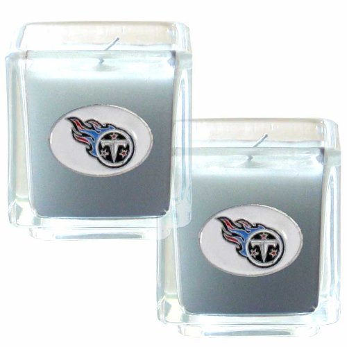NFL Tennessee Titans Candle Set