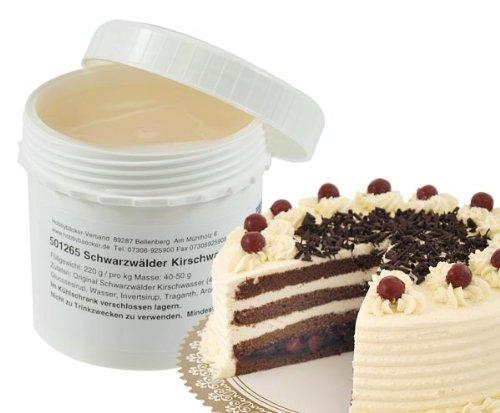 Schwarzwälder Kirschwasser-Paste - 220 g