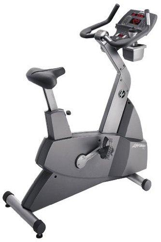 e7532988cb6 Amazon.com   Life Fitness 95Ci Upright Bike - Remanufactured   Exercise  Bikes   Sports   Outdoors