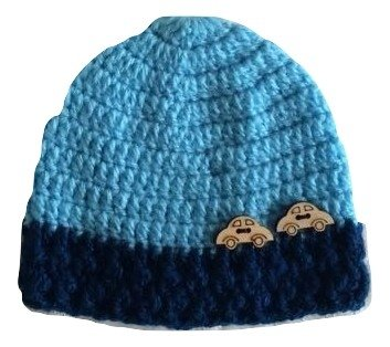 Knitting Nani Baby Boys  Crochet Cap  Amazon.in  Clothing   Accessories f00662d6d6d