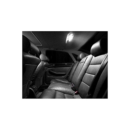 Zesfor Pack de Bombillas led Seat Leon III (2013-2018): Amazon.es: Coche y moto