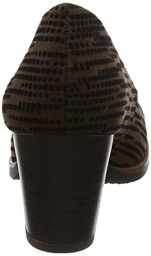 Femme Marco 22402 Tozzi Marron Escarpins Struct Mocca xfSwA0qPwp