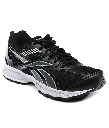 24bb88eb7d663 REEBOK MEN S ACTIVE SPORT II Lp BLACK SIZE 9  Buy Online at Low Prices in  India - Amazon.in