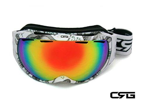 CRG Sports Goggles Snowboard CRG98 11A