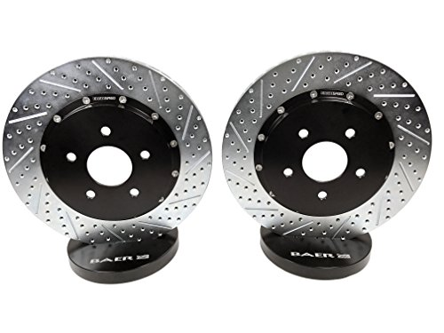 Eradispeed Brake Rotors (BAER BRAKES 2302068 EradiSpeed+ Rotor)
