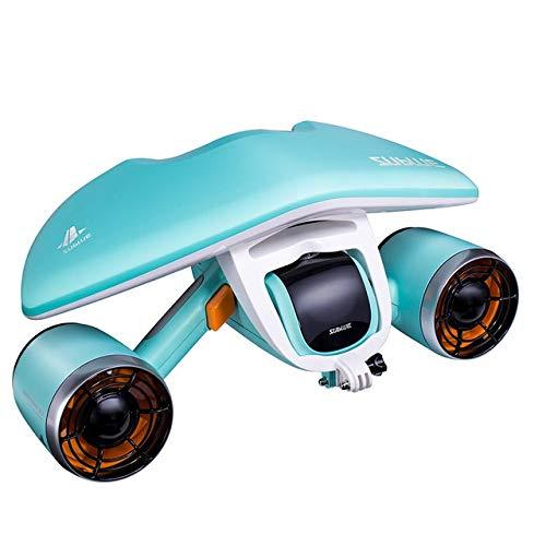 YAOHM Drone subacuático propulsor eléctrico Artefacto de ...