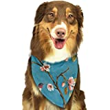 Best Plaid Bird feeders - Heart Yan Birds in The Flowers Dog Bandana Review